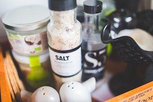 salt-gargle